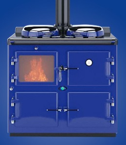 Thornhill Range Cookers 3 Oven Wood