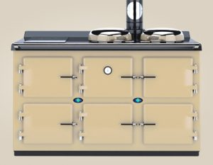 Thornhill Range Cookers 5 oven Oil or Gas