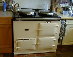 Reconditioned range cookers