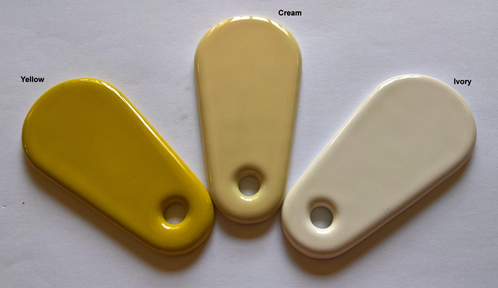 AGA Colours - Yellows