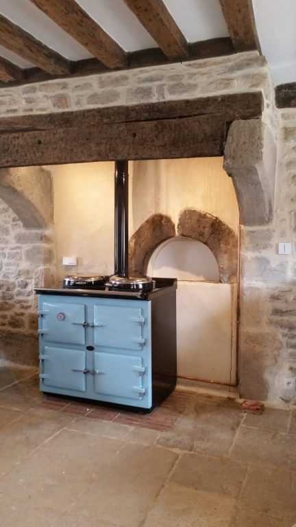 AGA Cooker 3 oven gas