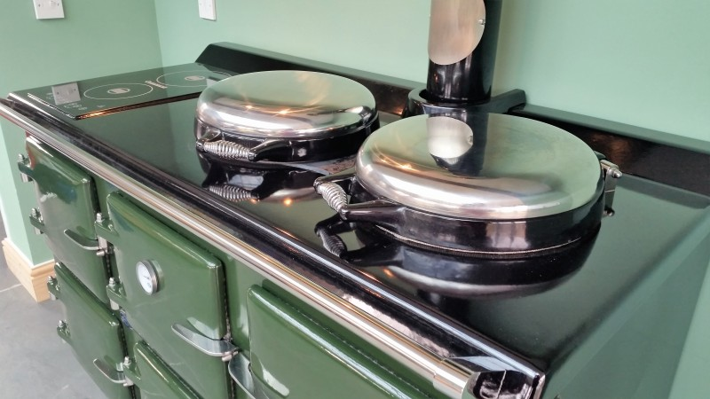 AGA Cooker 5 oven