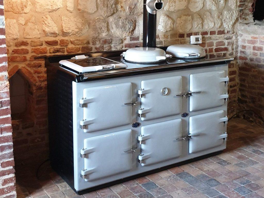 AGA Pellet cooker
