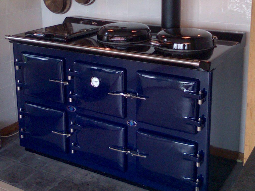 Thornhill Pellet Oven
